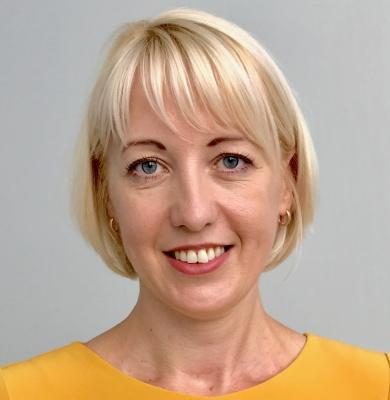 Aksana Jevdokimova